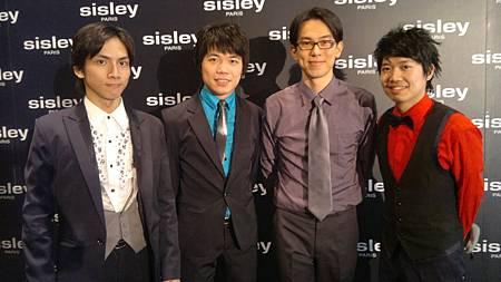 SISLEY VIP台中場