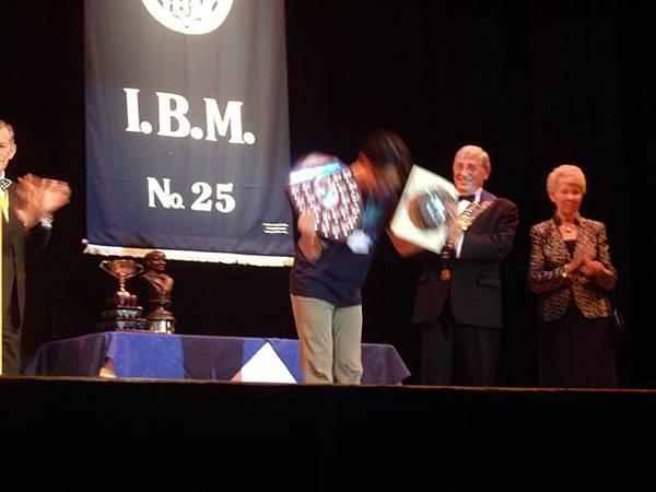 2009第73屆英國IBM世界魔術大賽冠軍