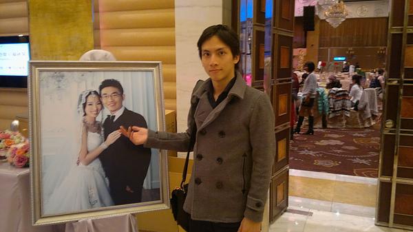 2011-0123典華婚宴魔術表演