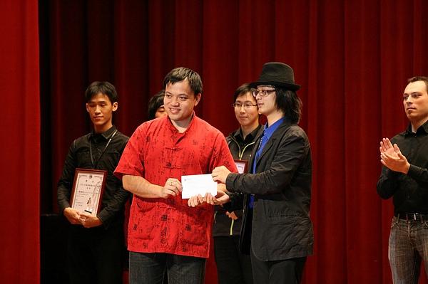 馬來西亞特別獎-許竣傑
