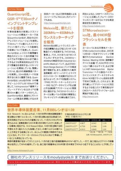 Micronews日文期刊 -2