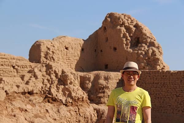 吐魯番高昌古城