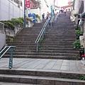 神田神社(練跑樓梯)