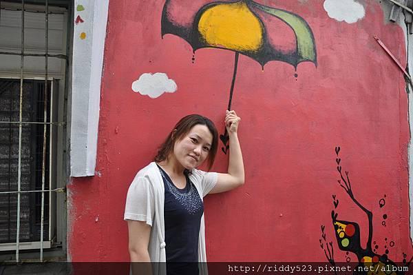 可愛的傘~