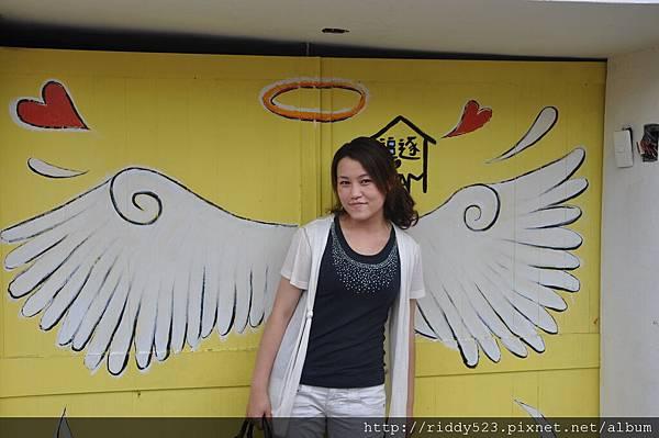 我是天使!