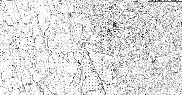 1904台灣堡圖