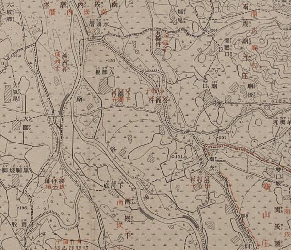 1921台灣堡圖