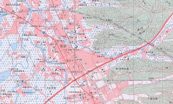 2003經建版地圖