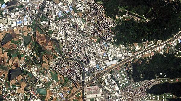 2009衛星圖