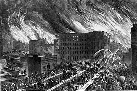 芝加哥大火