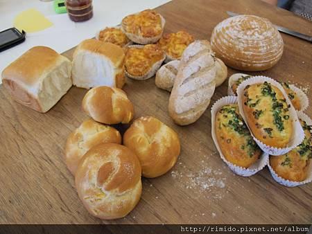 麵包大合輯