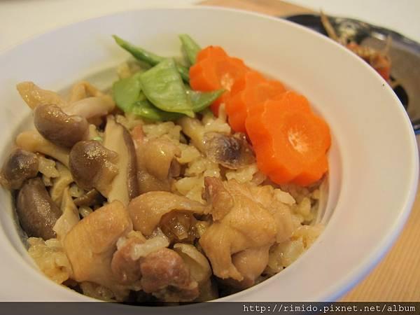 日式雞肉燉飯