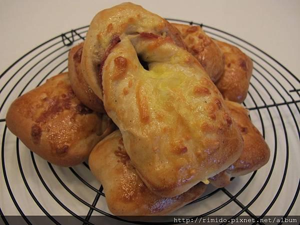 起士培根麵包