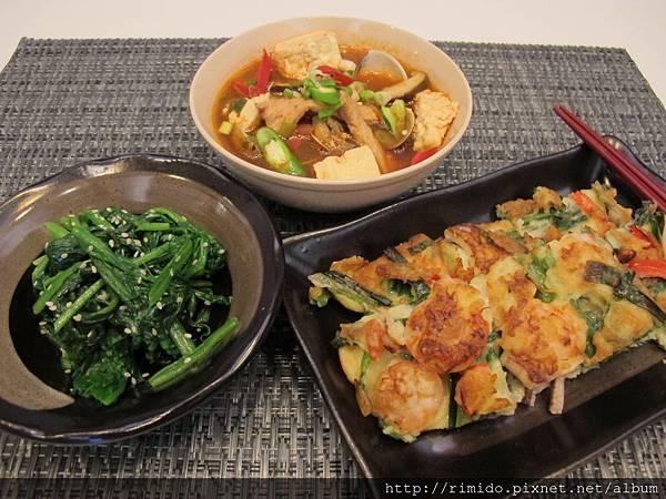 3月韓式料理課