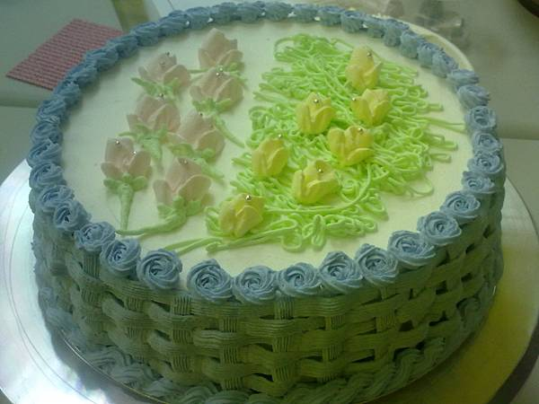 鮮奶油蛋糕設計2
