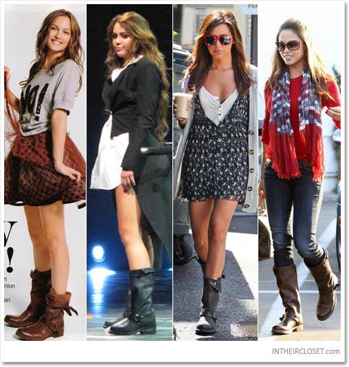 celebrities-frye-veronica-slouch-buckle-boots