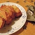 香蒜奶油法國麵包