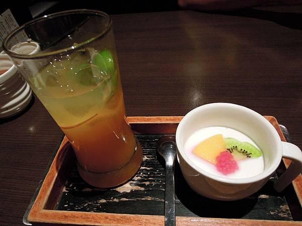 品田牧場-水果茶   果漾鮮奶酪