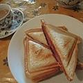 火腿起司三明治