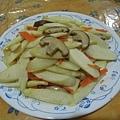 香菇筊白筍