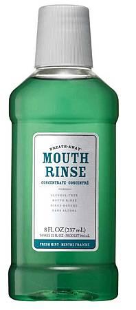 濃縮潔齒漱口水-鮮薄荷