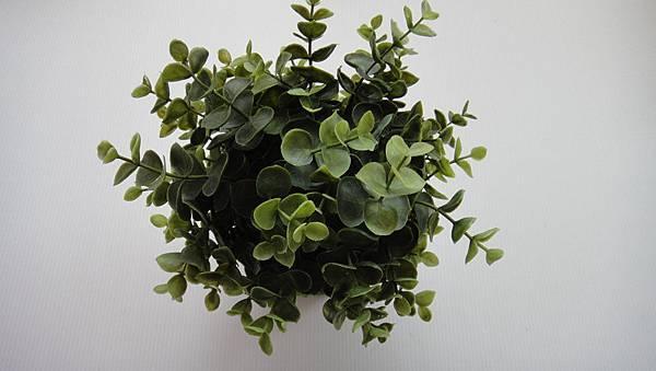 綠色盆栽-(人造)