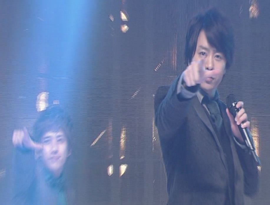 20121128 Best Artist -Arashi Troublemaker[22-06-08]