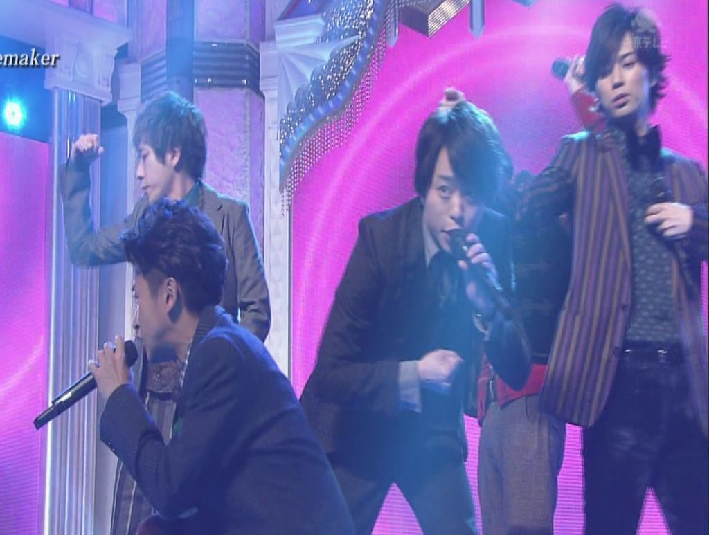 20121128 Best Artist -Arashi Troublemaker[22-07-27]