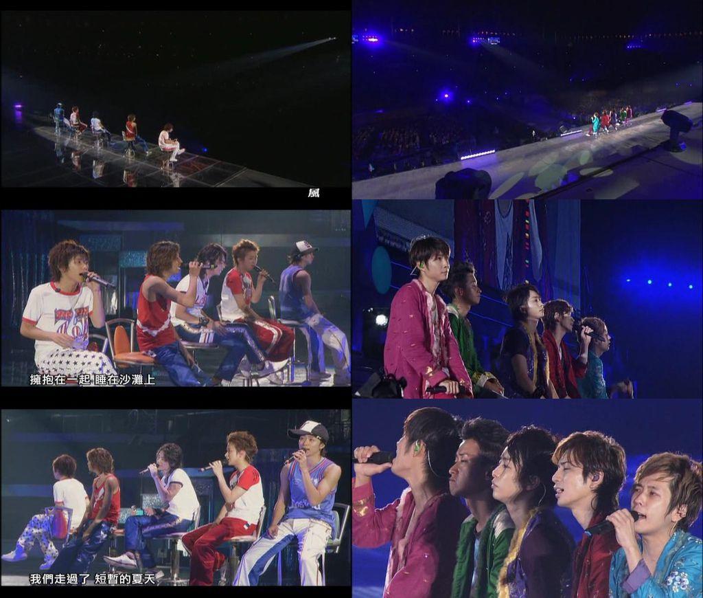 Arashi--TIME&ARAFES