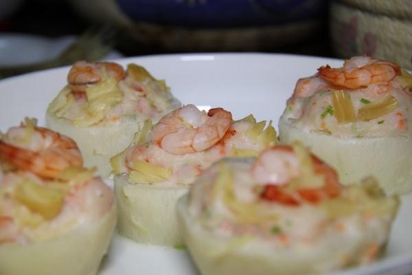 白玉海鮮盒
