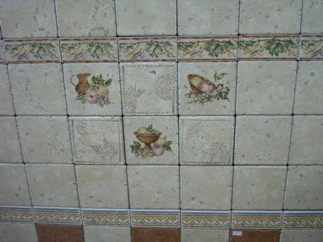 玄關與廚房地磚樣品2