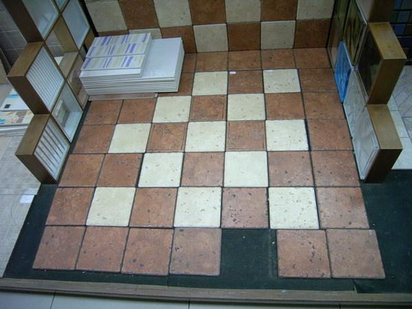 玄關與廚房地磚樣品1
