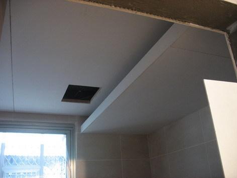 浴室天花的間接照明