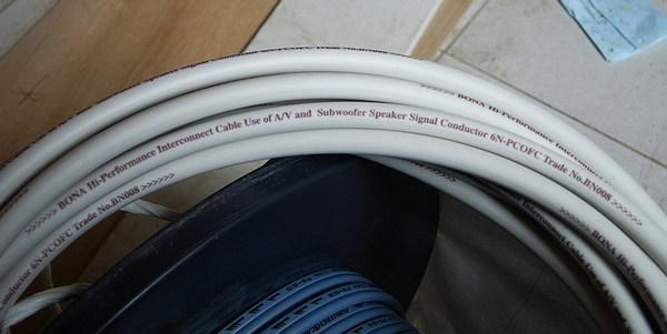 0.1低音喇叭線規格