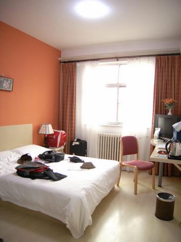 成果酒店房間