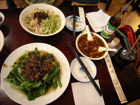 0419 北京炸醬麵大王晚餐
