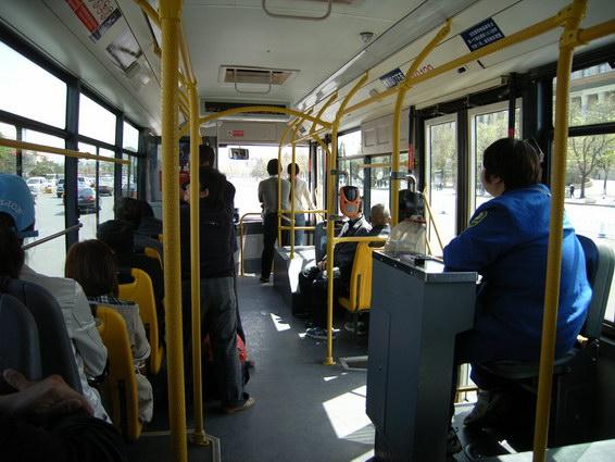 公車前半部