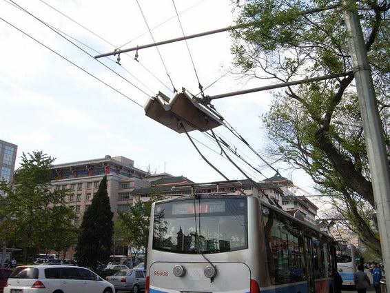 公車接電成功