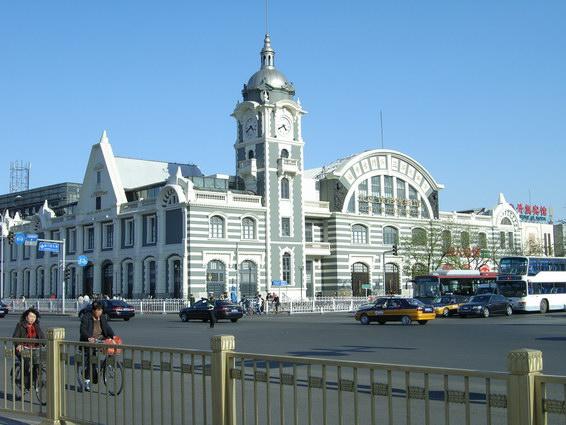 0421 舊北京火車站
