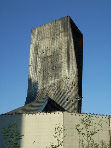 0421 被燒掉的副塔