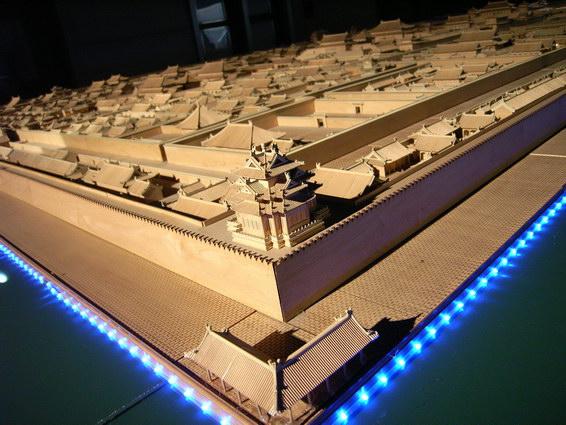 0422 故宮模型2