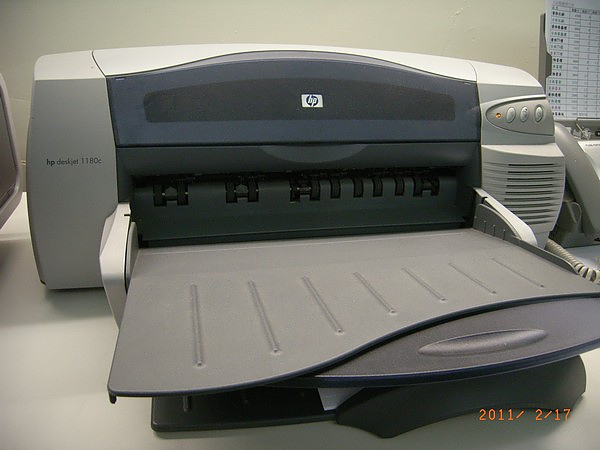 HP 1180c printer