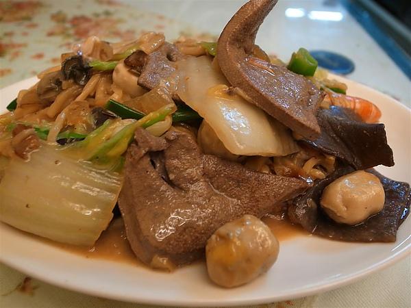 麗珠什菜麵