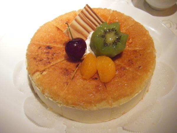 焦糖起司蛋糕