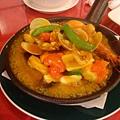 西班牙番紅花燉飯