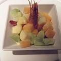 龍蝦水果沙拉