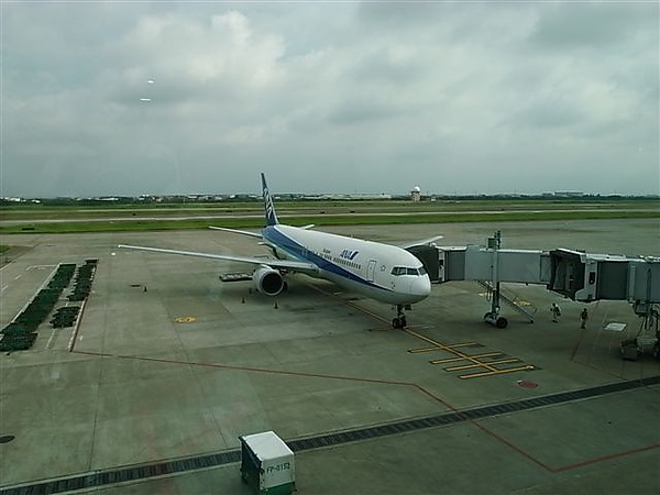 ANA班機.JPG