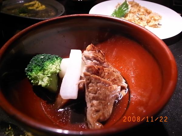 三井套餐烤牛肉.JPG