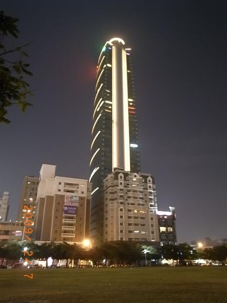 台中亞緻夜拍