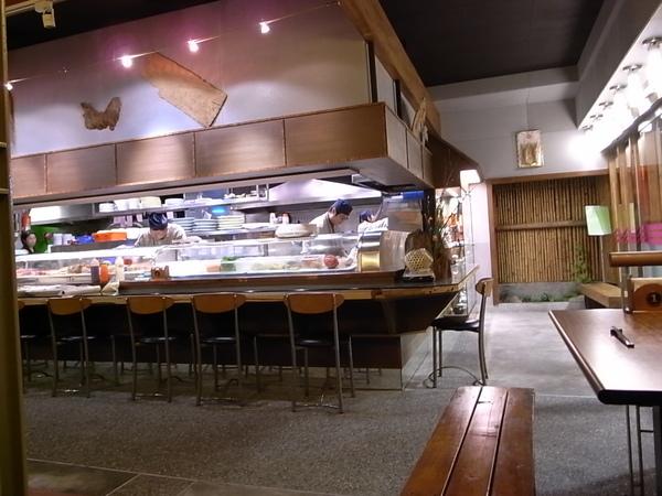 金日本料理吧台.JPG